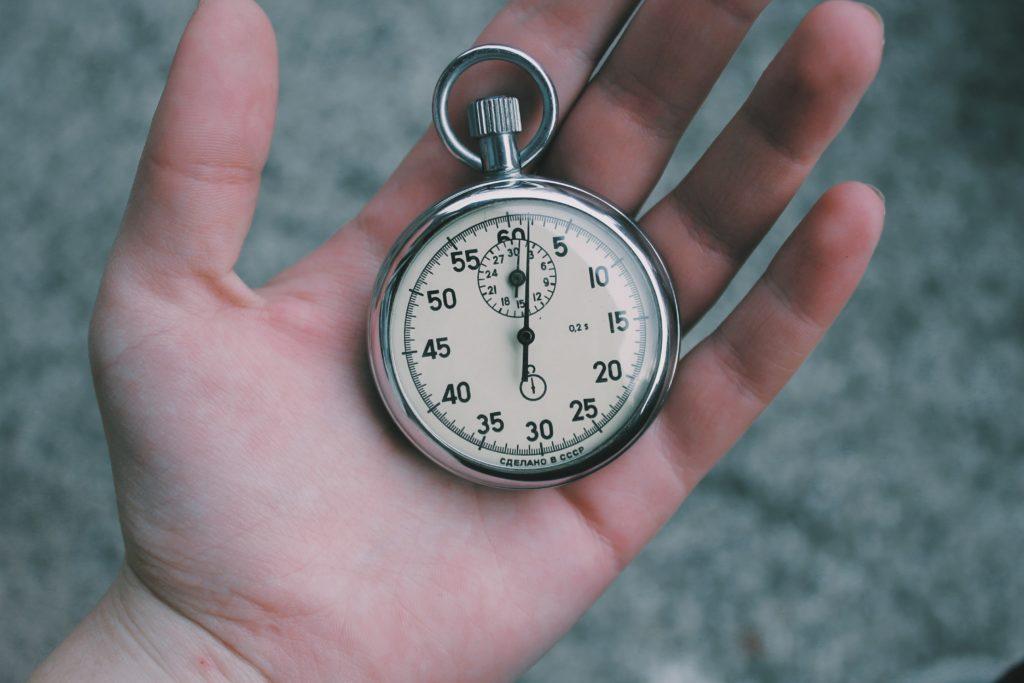 idő, CX-Ray, teljesítményértékelés
